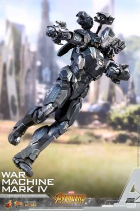 Hot Toys War Machine Mark IV Avengers Infinity War