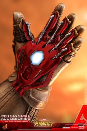 Hot Toys Iron Man Mark L Accessories Avengers Infinity War