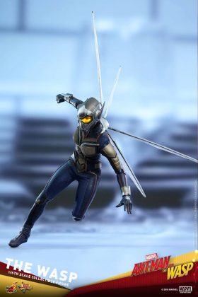 Hot Toys The Wasp Collectible Figure