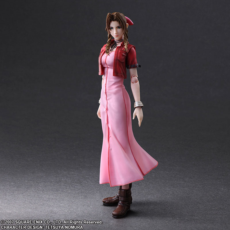 Play Arts Kai Aerith Game Crisis Core Final Fantasy VII