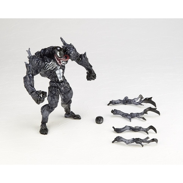 Revoltech Venom Invisible Color Version
