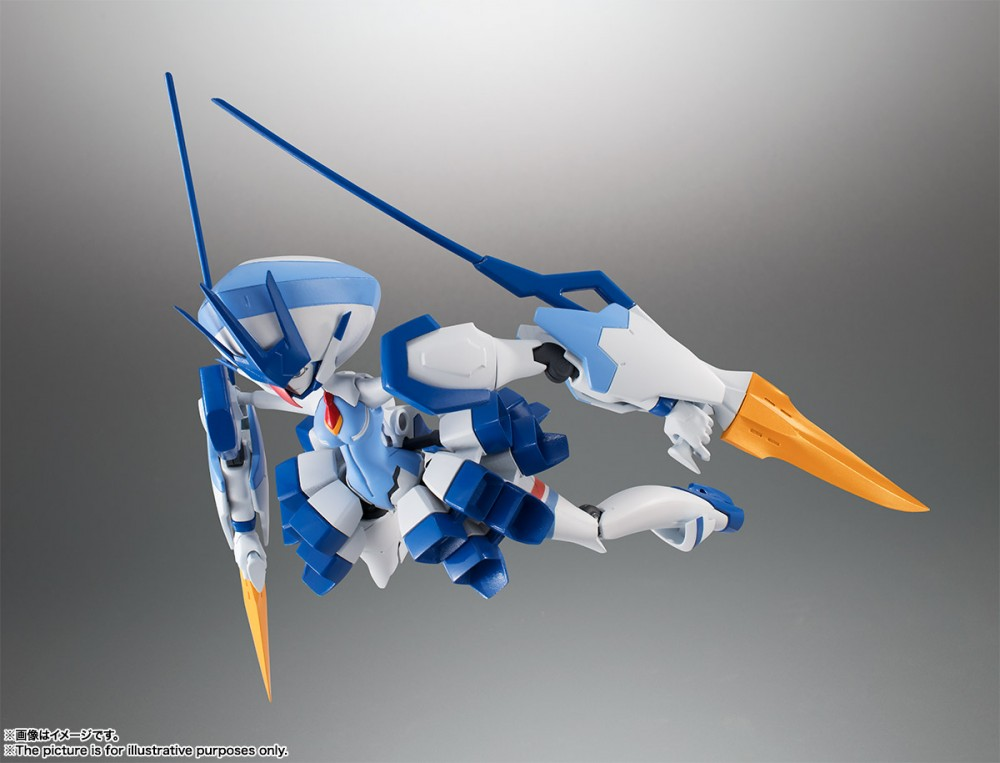 Bandai Robot Damashii DARLING in the FRANXX Delphinium