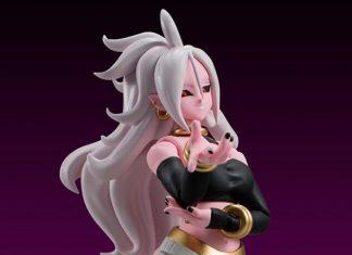 Bandai SHFiguarts Dragon Ball Fighter Z Android 21