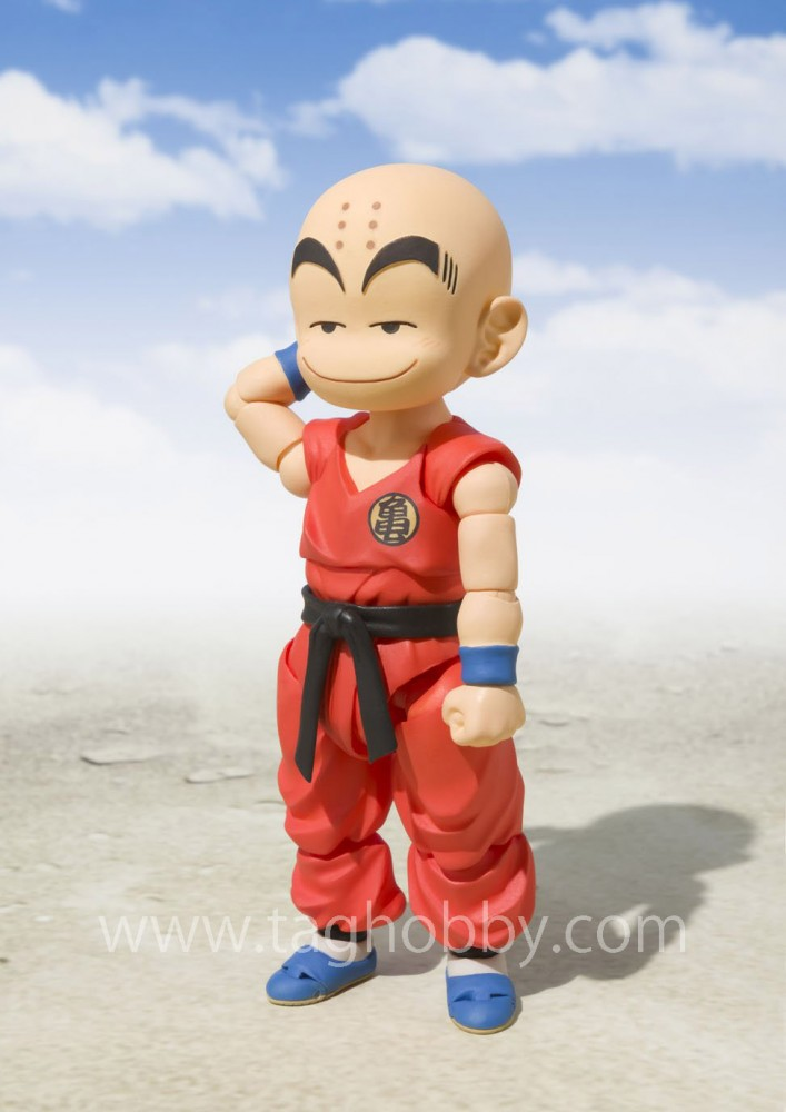 Bandai SHFiguarts Dragon Ball Kid Krillin