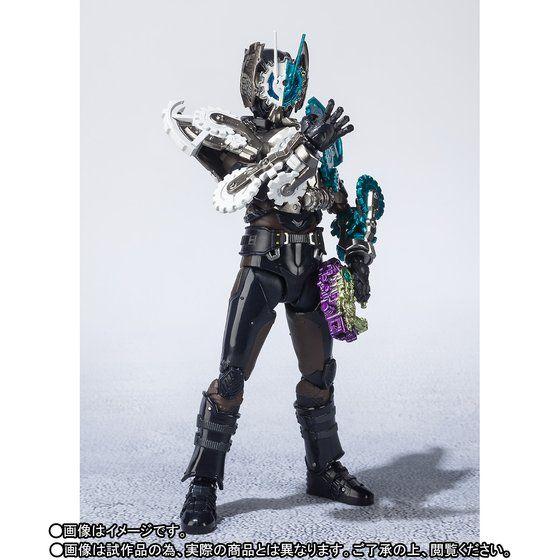 Bandai SHFiguarts Kamen Rider Build Hell Bros
