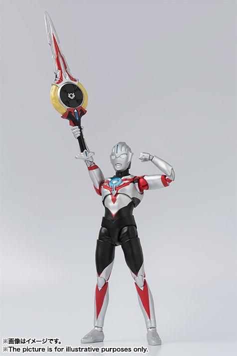 Bandai SHFiguarts Ultraman Orb Origin