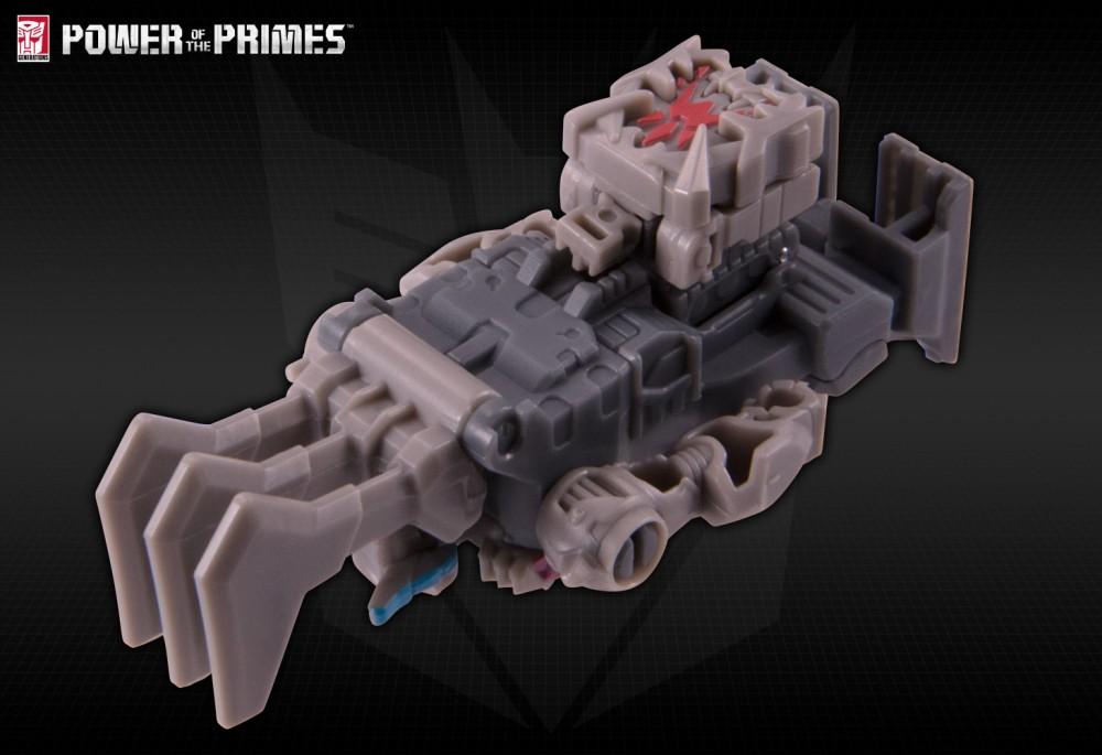 Takara Tomy Transformers Power of the Primes Megatronus