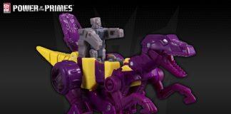 Takara Tomy Transformers Power of the Primes Cindersaur