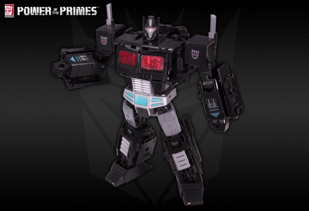 Takara Tomy Transformers Power of the Primes Nemesis Prime