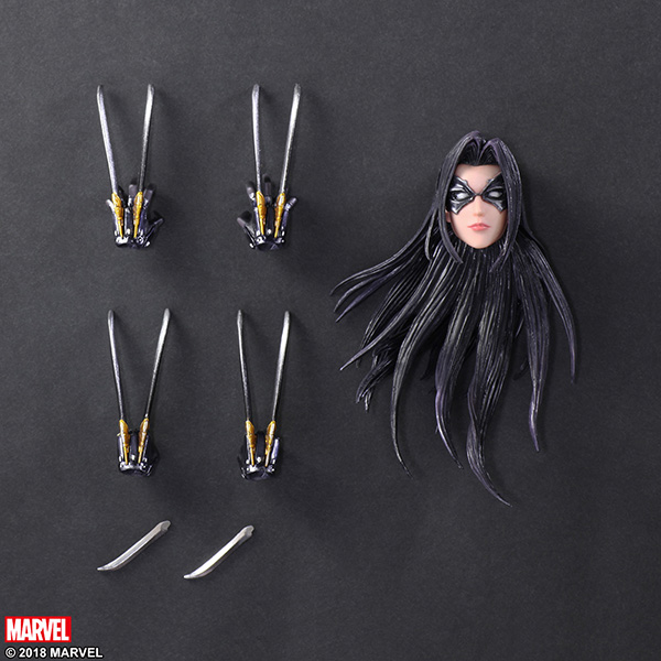 Square Enix Variant Play Arts Marvel Universe X-23