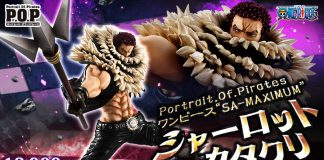Megahouse portrait of pirates charlotte katakuri