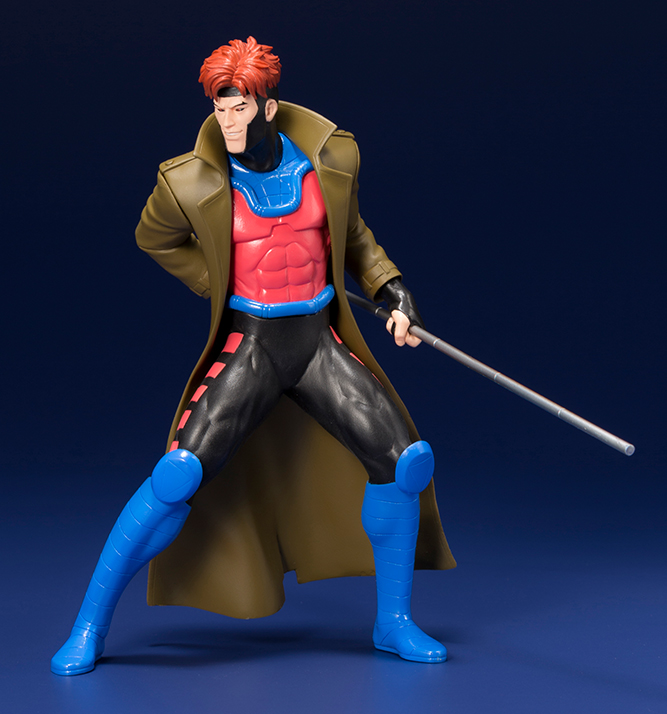 ARTFX+ X-MEN Gambit and Rogue Set