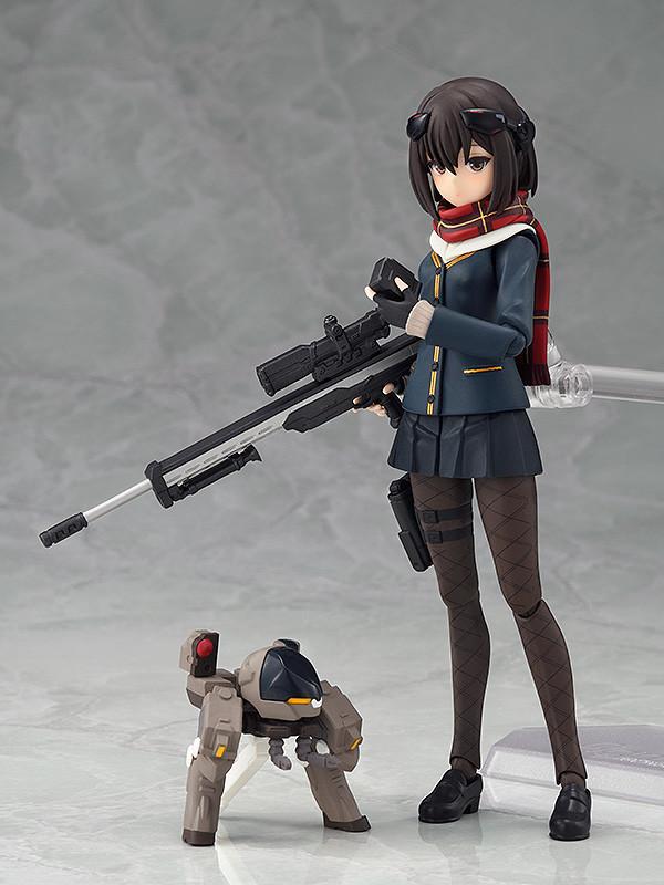Figma Arms Note Long-Range JoshiKosei