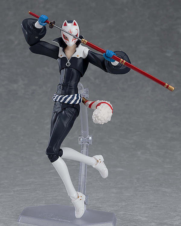Max Factory Figma Persona 5 Fox Action Figure