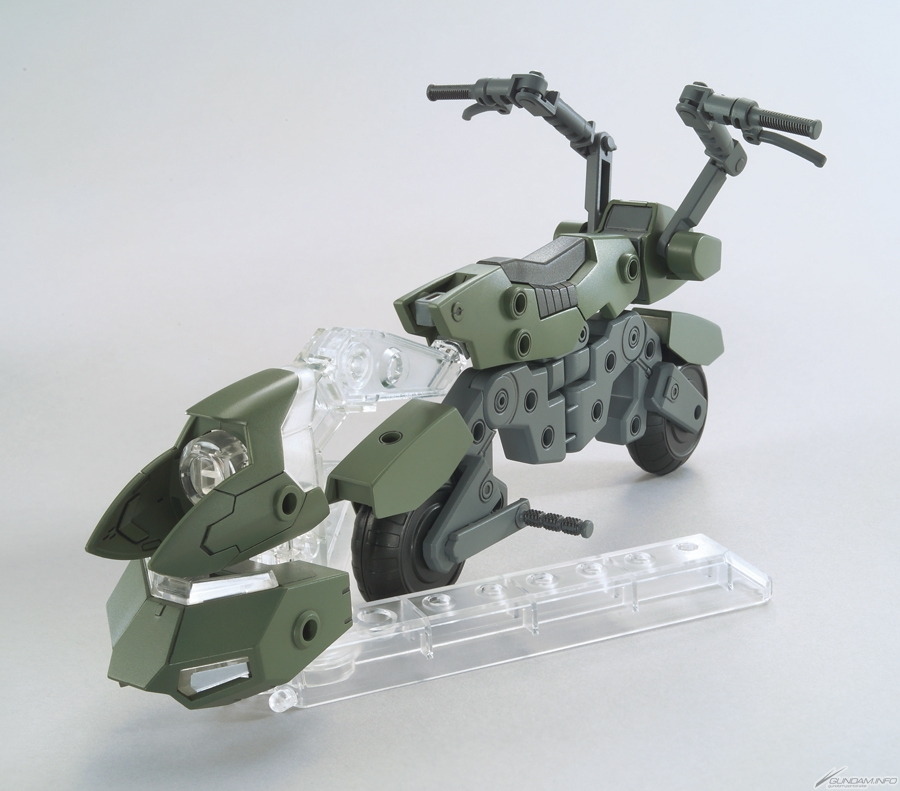 Bandai HGBC Machine Rider