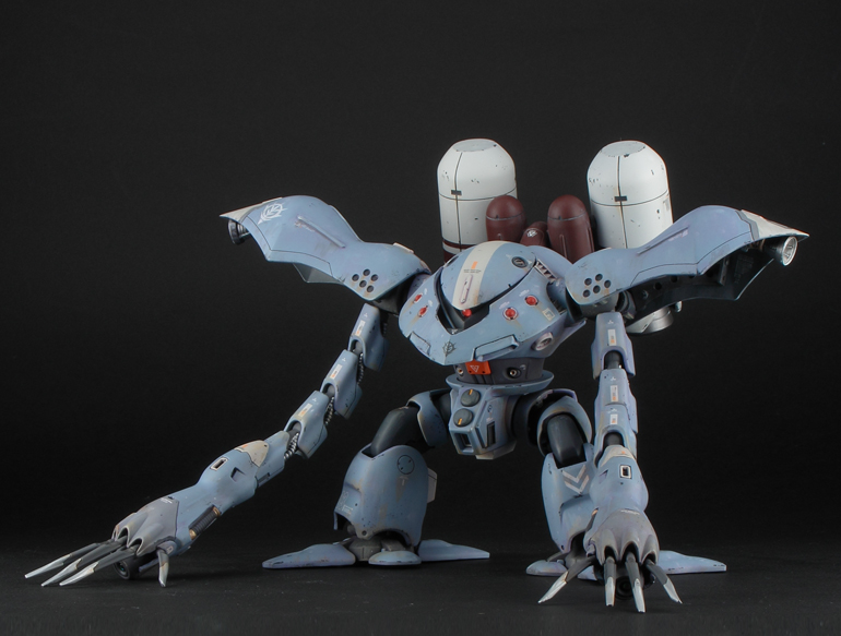 HGUC Hy-Gogg Custom Build