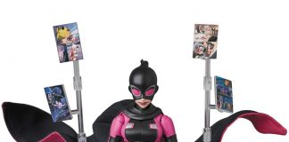 Mafex Evil Gwenpool Action Figure