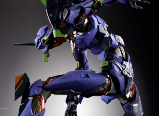 Metal Build Eva-01 Test Type