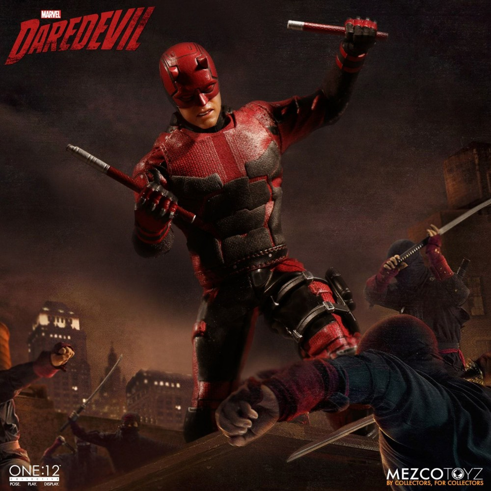 Mezco Toyz One12 Collective Daredevil Netflix