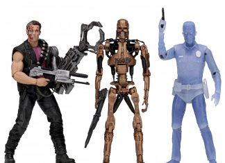 NECA 7inch Terminator 2 Kenner Tribute Assortment