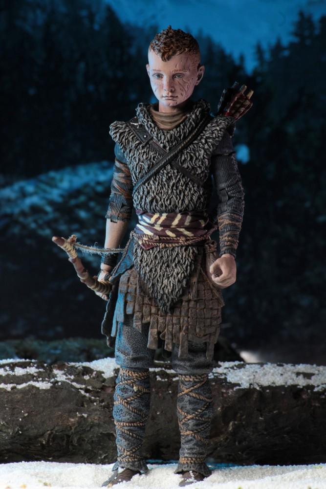 Neca 7inch God of War 2018 Ultimate Kratos and Atreus Set