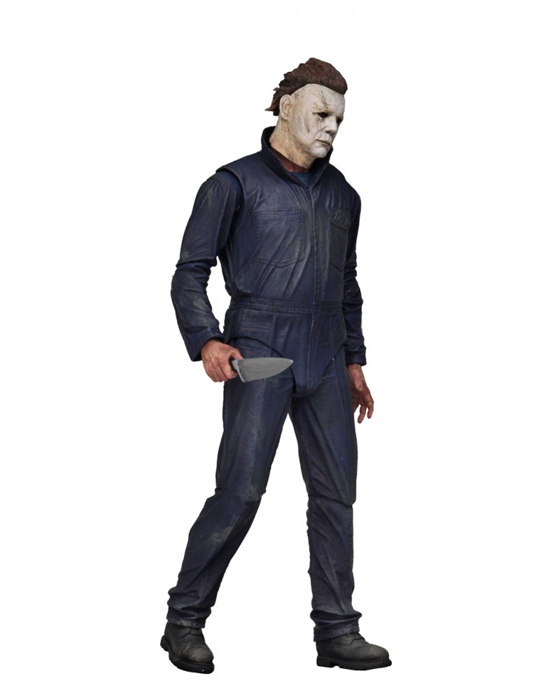 Neca 7inch Halloween 2018 Ultimate Michael Myers