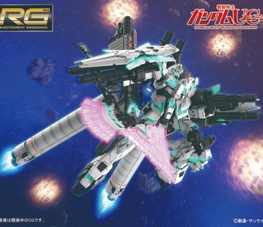 Bandai RG Full Armor Unicorn Gundam
