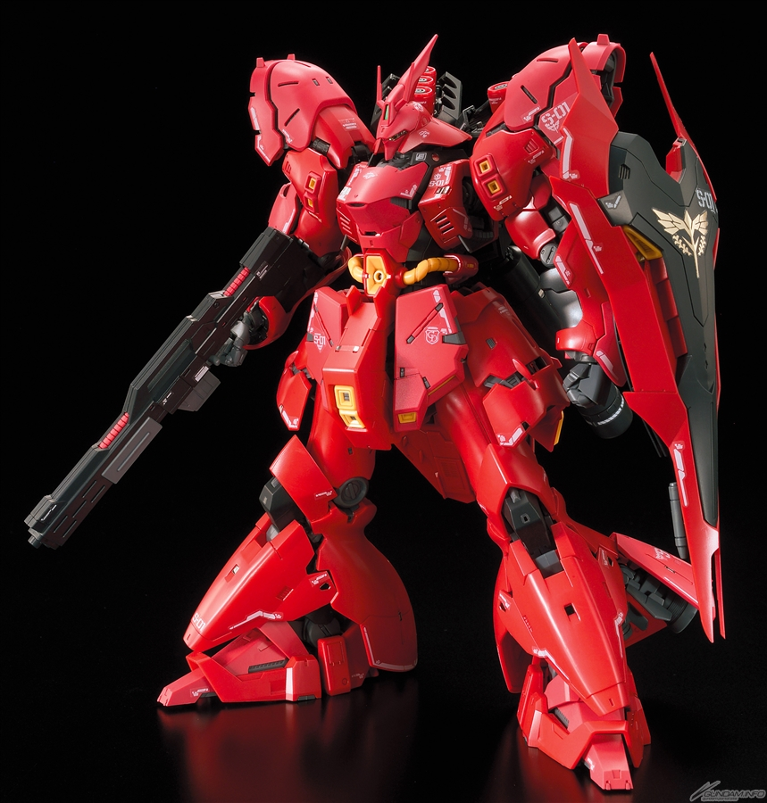 Bandai RG MSN-04 Sazabi Model Kit