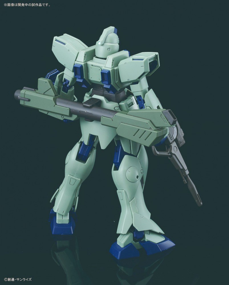 Bandai RE 100 Gun-EZ