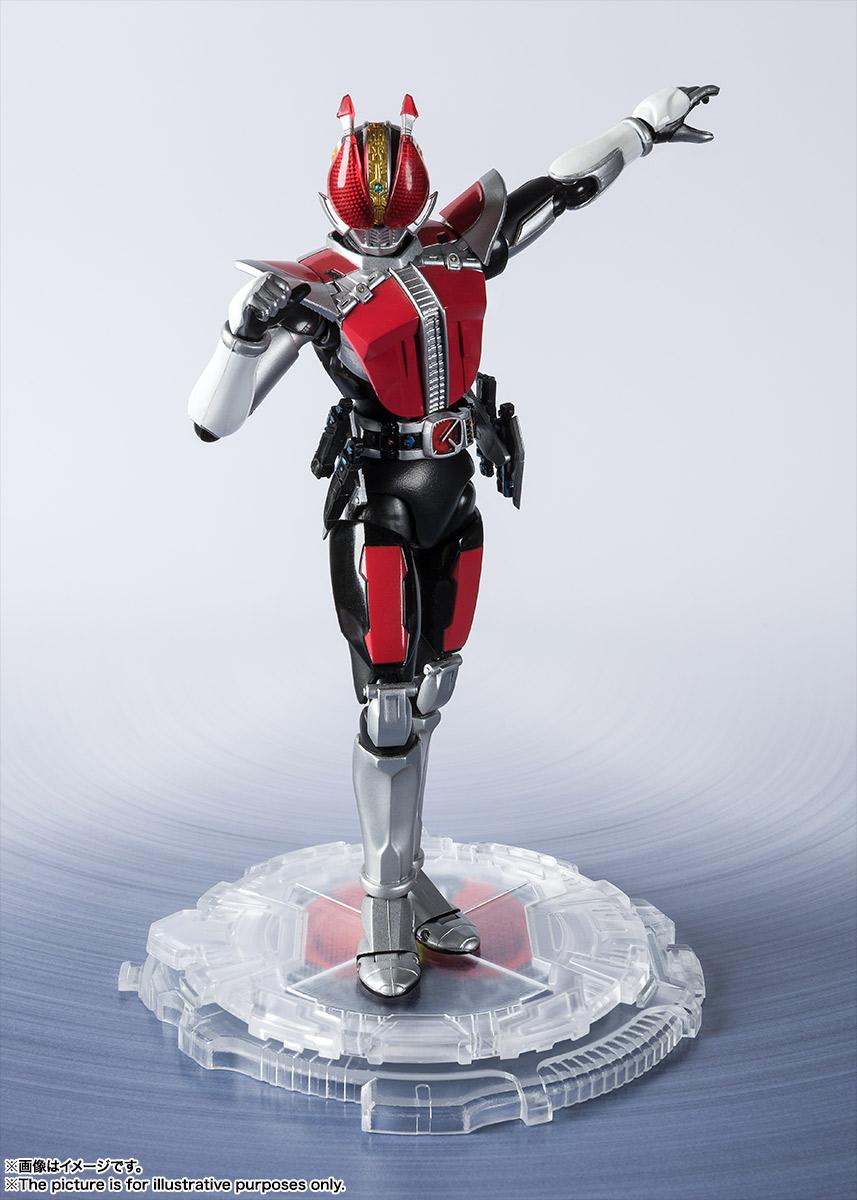 SHFiguarts Kamen Rider Den-O Sword Form 20 Kame Rider Kicks Ver.