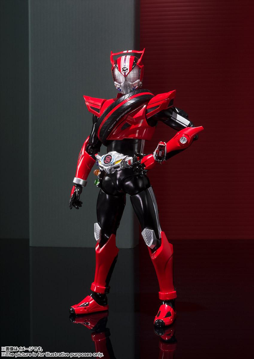 SHFiguarts Kamen Rider Drive Type Speed 20 Kamen Rider Kicks Ver.