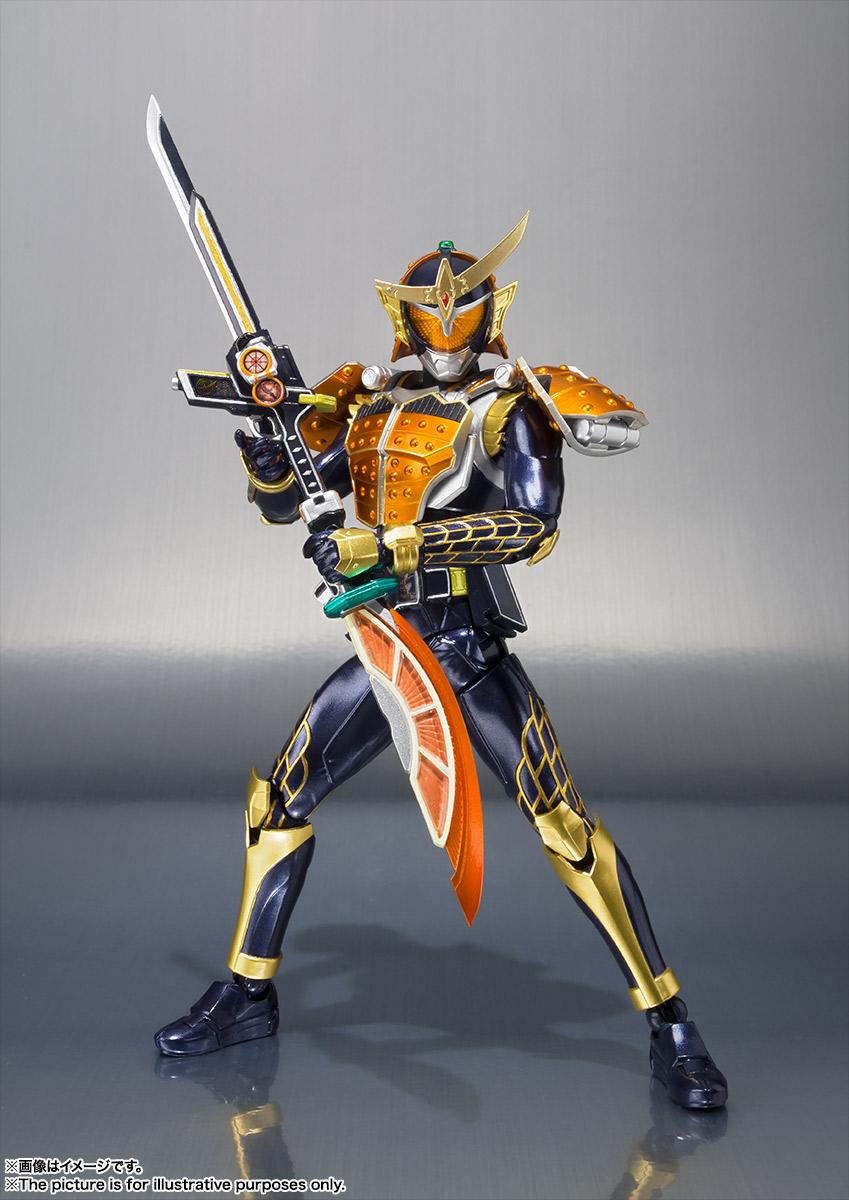 SHFiguarts Kamen Rider Gaim Orange Arms 20 Kamen Rider Kicks Ver.