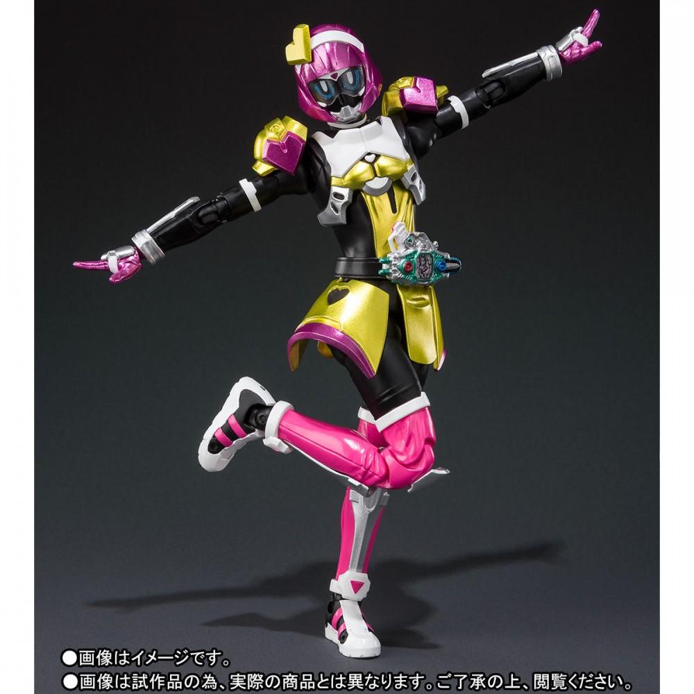 SHFiguarts Kamen Rider Poppy Toki Meki Crisis Gamer LevelX
