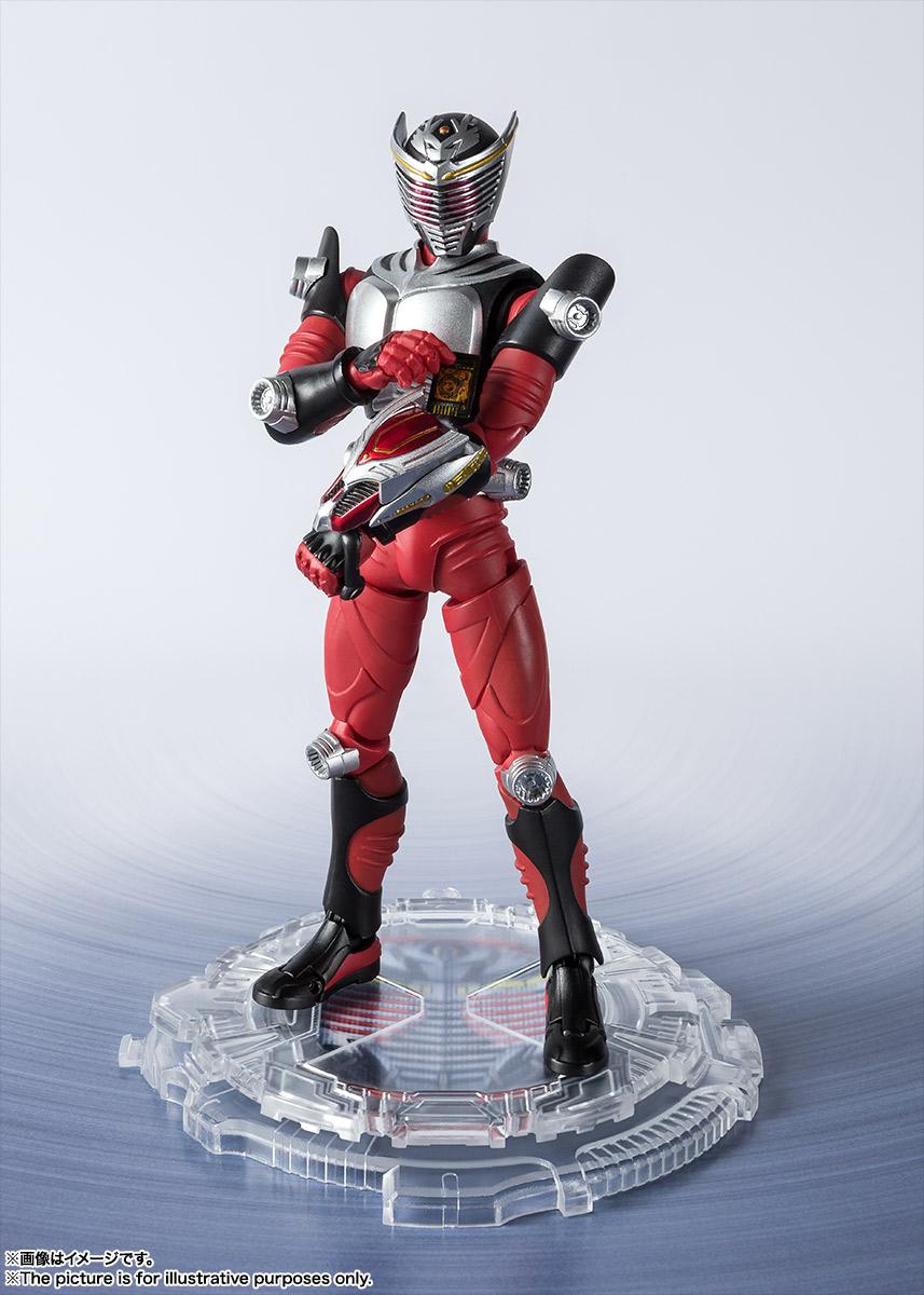 SHFiguarts Kamen Rider Ryuki 20 Kamen Rider Kicks Ver.