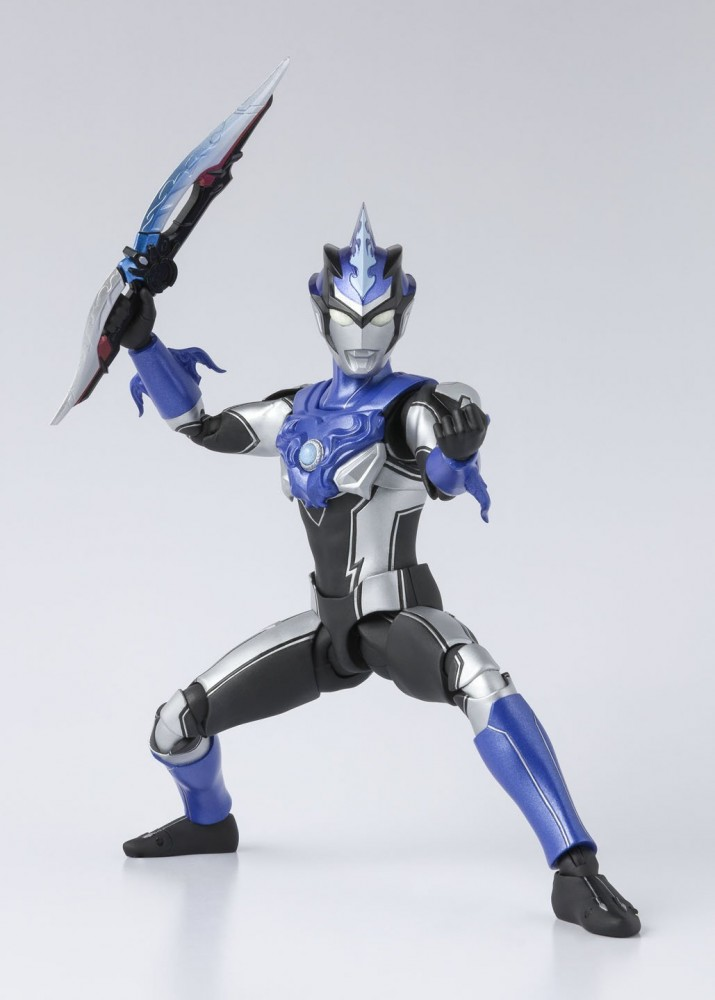 Bandai SHFiguarts Ultraman Blu Aqua