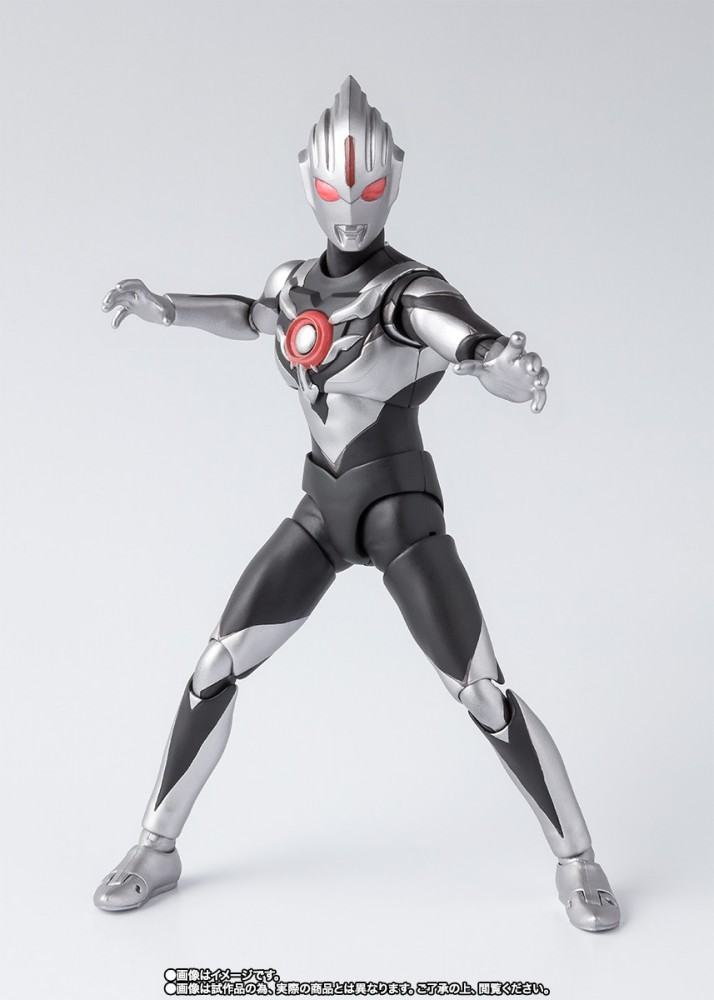 Bandai SHFiguarts Ultraman Orb Dark