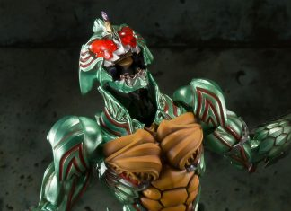 SIC Kamen Rider Amazons Omega