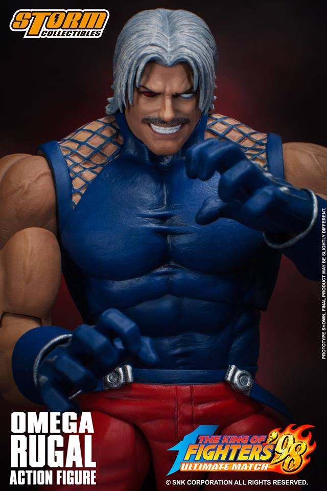 Storm Collectibles KOF 98 Omega Rugal