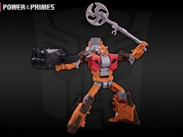 Transformers Power of the Primes Wreck-Gar
