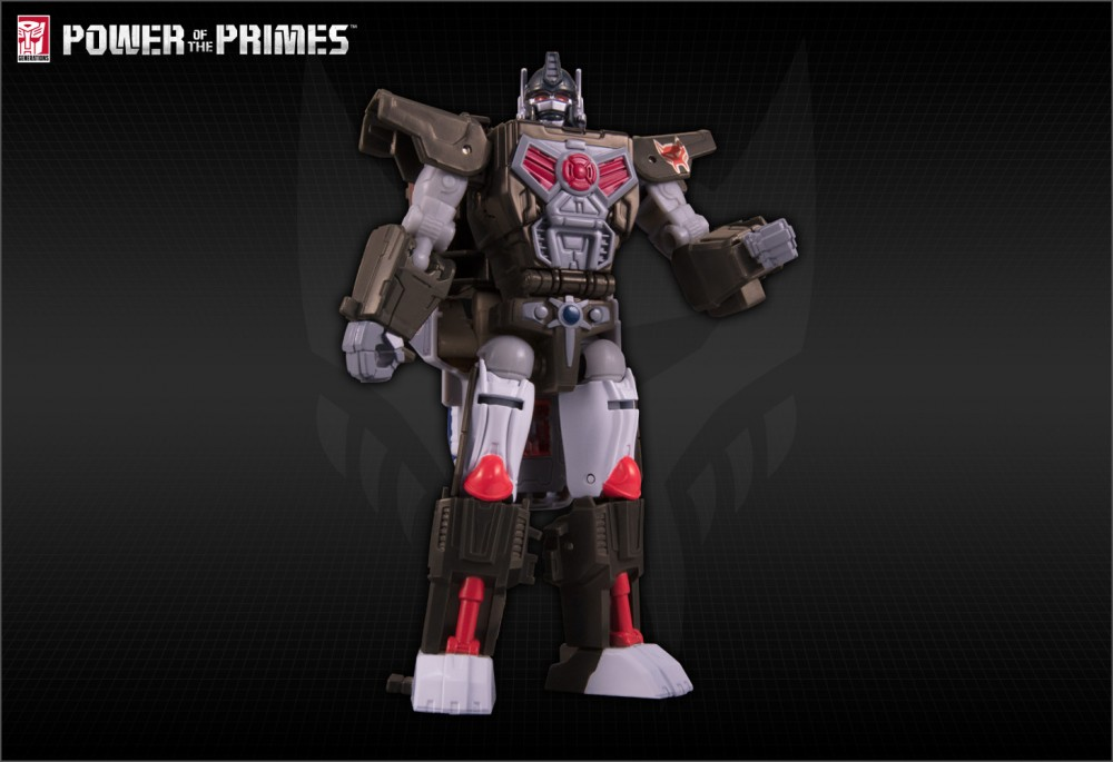Takara Tomy Transformers Sloan of the Prime