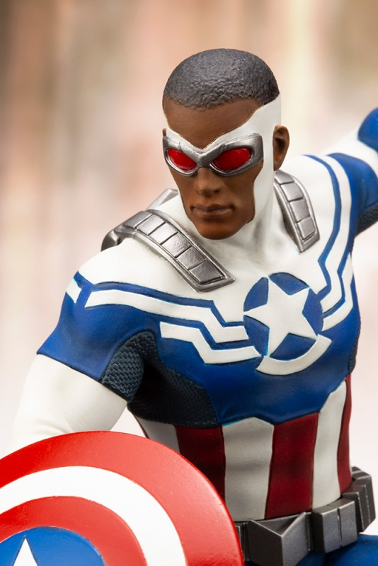 ARTFX+ Avengers Marvel Now! Captain America Sam Wilson