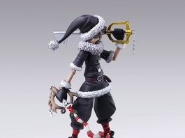 Bring Arts KINGDOM HEARTS II Sora Christmas Town Version