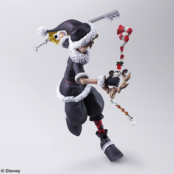 Bring Arts KINGDOM HEARTS II Sora Christmas Town Version