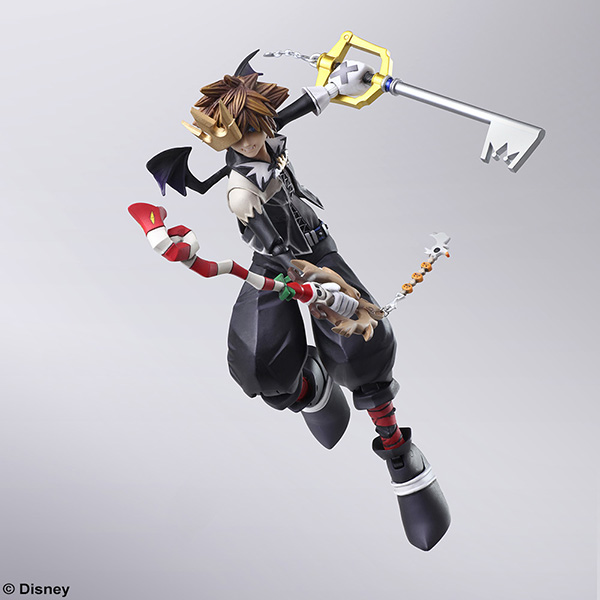 Bring Arts KINGDOM HEARTS II Sora Halloween Town Version