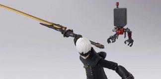 Square Enix Bring Arts NieR Automata YoRHa No 9 Model S