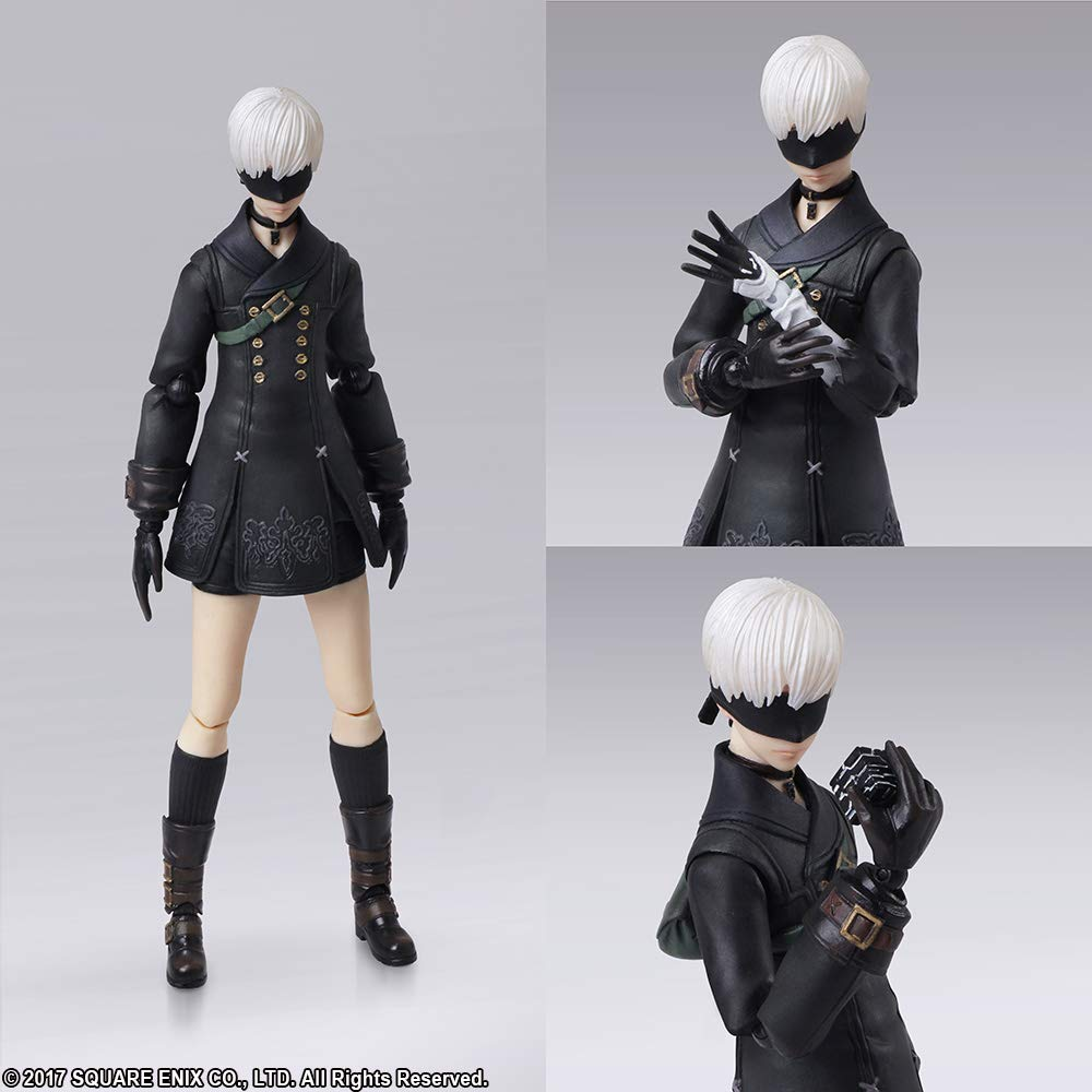 Square Enix Bring Arts NieR Automata YoRHa No 9 Model S