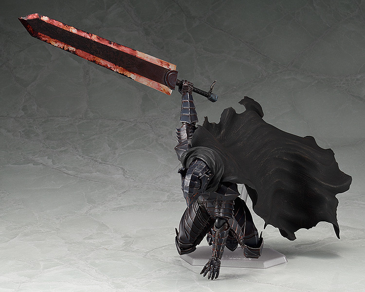 figma Berserk Guts Berserker Armor ver. Repaint Skull Edition