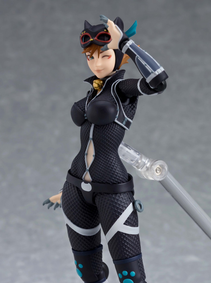 Figma Catwoman Ninja version