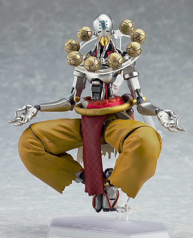 Figma Overwatch Zenyatta Action Figure