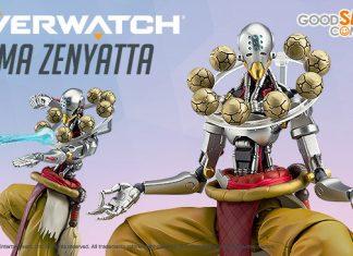 Figma Overwatch Zenyatta Action Figure